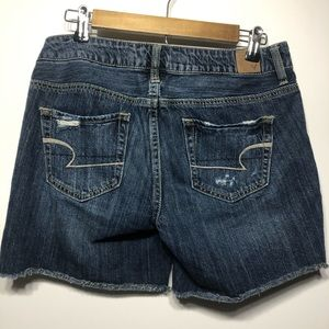 American Eagle Outfitters Shorts - American Eagle Outfitters Distressed Shorts